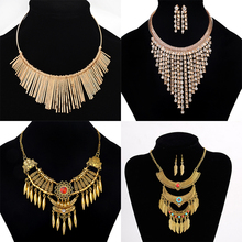 New fashion handmade tassel lariat necklace jewelry Boho long wooden beads tassel necklace with shell