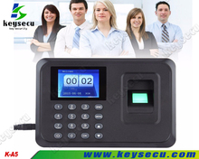 Cheap Price Fingerprint Time and Attendance System Machine