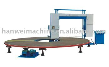 Y7000X Carrousel Foam Splitting Machine with Vacuum
