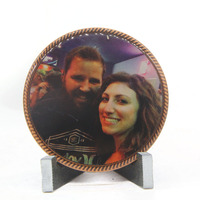 Wedding Sticker Printing Commemorate Coins For