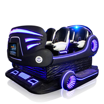 VART Amusement Park 9D VR Cinema Simulator 6 DOF System 9D Virtual Reality Roller Coaster 9D VR Chair