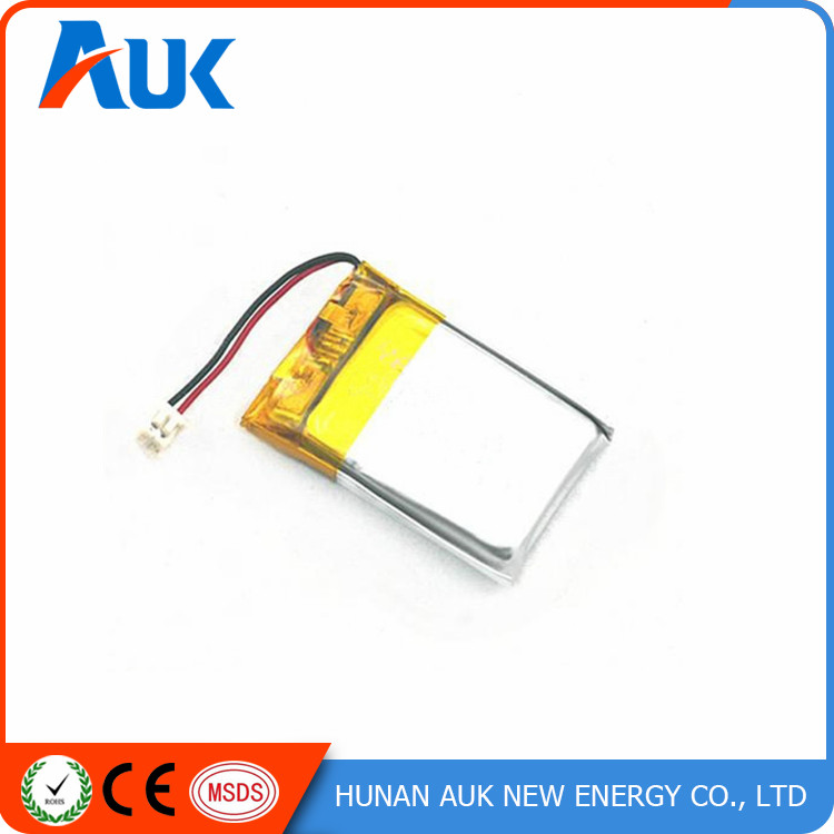 Rechargeable 4.2v battery lipo 1200mah for small digital devices