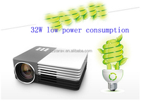 USA popular used projectors for sale laser projector with USB SD slot