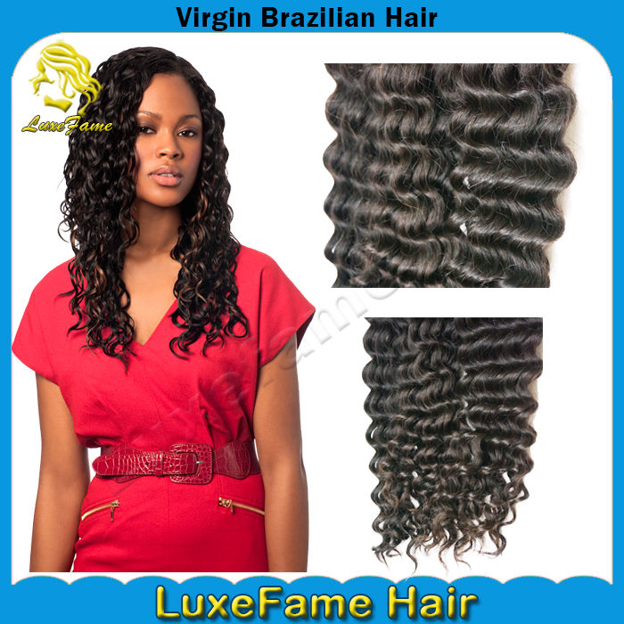 5AAAAA Natural wave virgin remy hair weft 10-36 inches remy brazilian micro braid hair extensions