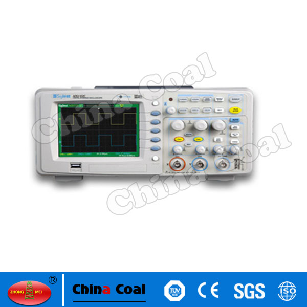Digital Oscilloscope,Data Logger Multimeter Waveform Generator Functions As N-In-1 100MHz