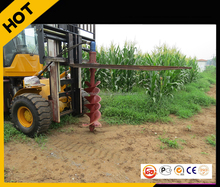 Mini digging machine , tree planting hole digger , hole drillr