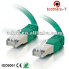rj45 connecting jumper cables ethernet cat5e cat6 utp