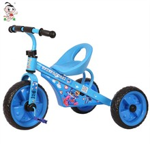 2017 selling well all over the world custom tricycles for kids / kids push tricycle wholesale / best cars for kids