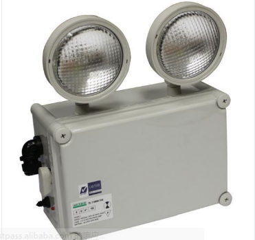 High-quality Best-price 2 x 6V 10 watt Twin Flood Emergency Light Weatherproof Type
