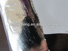 one side or both side aluminum laminated special pe fabric