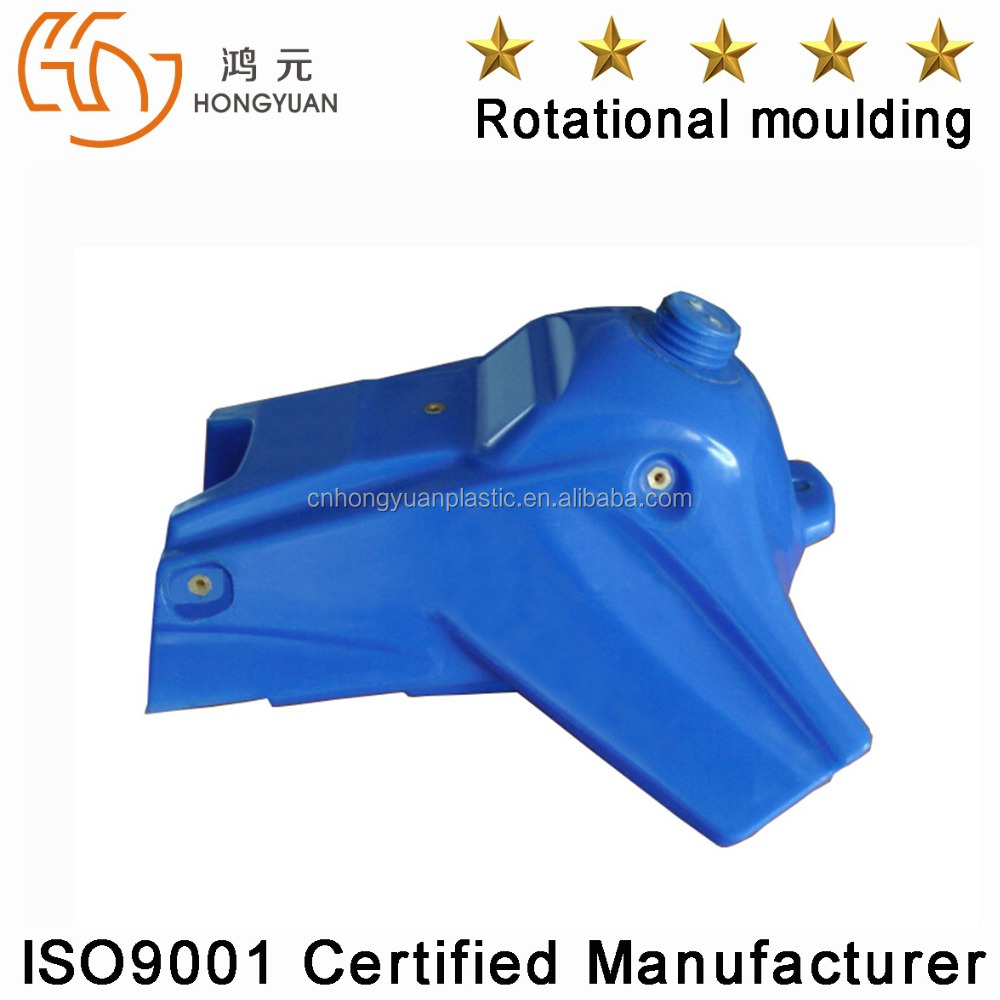 High quality rotational moulding motorcycle fuel tank HDPE plastic fuel tank