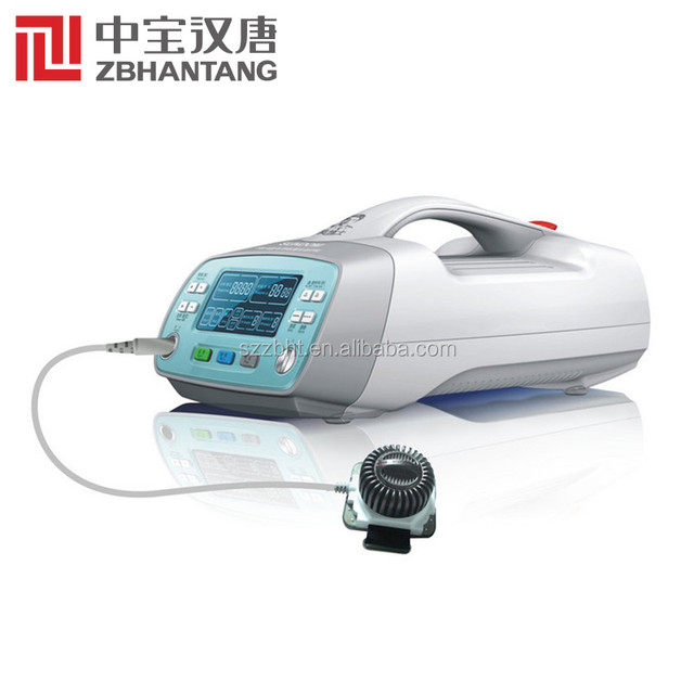 Pain relief cold laser therapeutic instrument 650nm diode laser laser physical therapy equipment