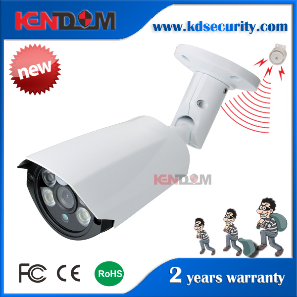 Kendom 960P Alarm System AHD CCTV Camera with 2pcs IR Array Leds Yard Security Waterproof Bullet Survillance