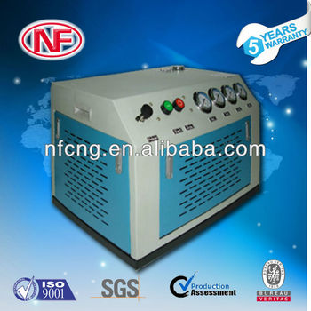 Home CNG Compressor 2~50Nm3/Hr