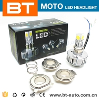 Accesorios Para Moto 18w H4 H7 Led Bulb Motorcycle,M3 Led Motorcycle
