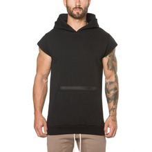 AHD113 Pullover Short Sleeve hoodie designed with a heat-sealed zipper pocket behind the kangaroo pocket