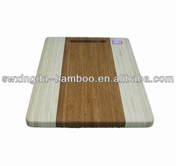 Manufacturers Custom design cheese chopping board bamboo cutting board for sale