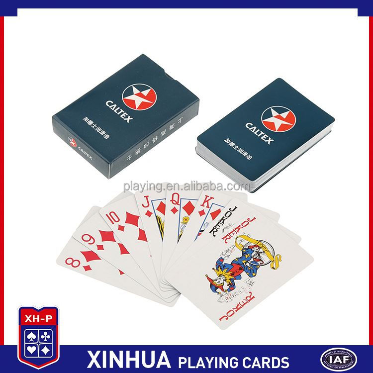 Top grade multi types paper custom printing mini playing cards