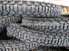 blue color motorcycle tires