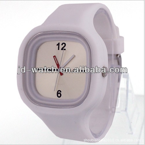 a dollar products jelly wrist watch hot sales good quality less than one dollar