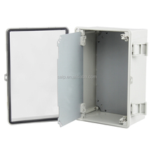 IP65 small waterproof hinged plastic boxes