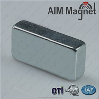 Strong Flat Industrial Rectangular Magnet- On Hot Sale