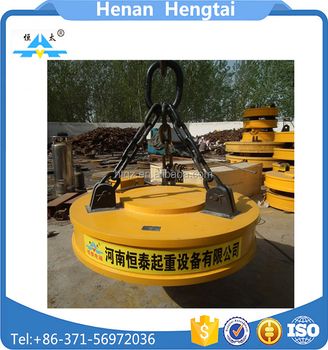 MW5 series high temperature industrial lifting magnets
