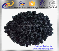 Calcined anthracite Coal Carbon Additive with best price