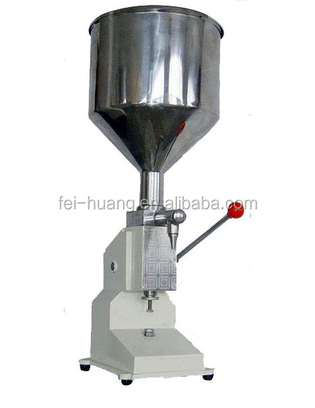 Liquid filling <strong>machine</strong>, Liquid Filling <strong>Machine</strong> Manually Hand Operated