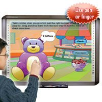 Interactive Whiteboards (Genee Power Board)