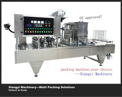 XBG60-4Y automatic mouthwash Filling and sealing machine price