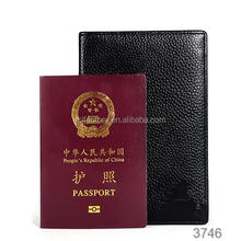 amazon popular wholesale passport holder rfid popular in Russian