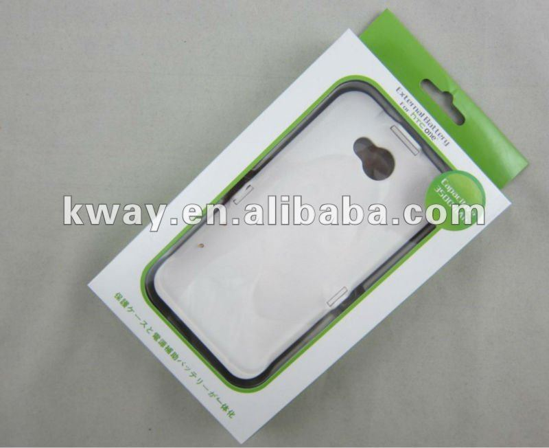 2200mAh Power Bank External Backup for HTC ONE X Battery Case Charger Cover For HTC One X KWB049