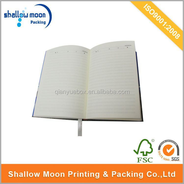 quality notebook printing company