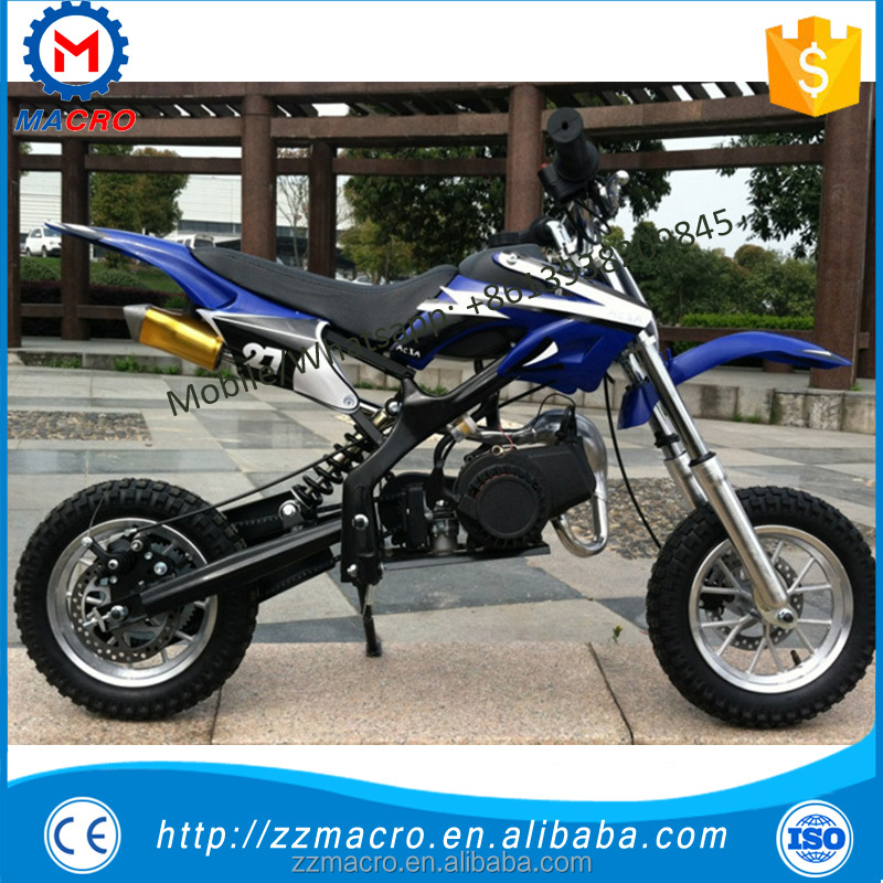 disc brake mini motorcycle dirt bike