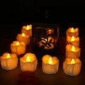 led tealight candle with battery operated