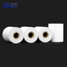 Hot sale high quality 100% pure wood pulp cash register paper oem thermal till paper roll