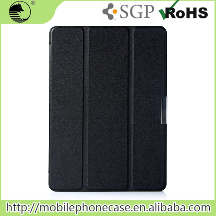 2016 Best Quality Ultra Thin Functional Magnetic Smart Protective Tablet Cover For Ipad Air 2