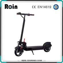 High selling 10 inch 250w 36v foldable kick electric scooter for adults