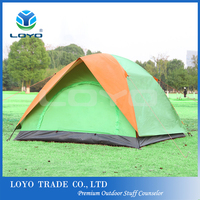 wholesale 3 4 person outdoor camping tent