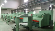 used Rieter carding machine C60 and C601