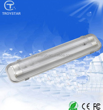 Waterproof products Single-tube and Double-tube all are available for LED tri-proof light with 2ft / 3ft / 4ft / 5ft / 6ft size