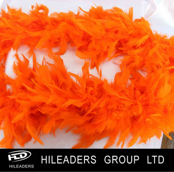 Decorative Turkey Chandelle Feather Boa
