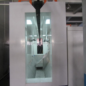 Industrial Aluminum Powder Coating Line For Sale