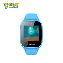 Satellite positioning smart watch with IP 65 waterproof watch phone for boys and girls