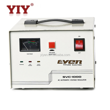 Single Phase high accuracy full automatic voltage stabilizer ac servo motor transformer
