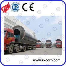 Cement clinker calcining furnace cement sintered rotary kiln