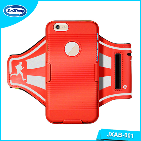 New and hot sport armband holster phone case for jogging running cycling climbing for iphone 6 plus wholesale alibaba