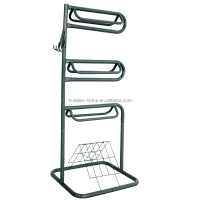Horse saddle rack,3 TIER HORSE SADDLE RACK,Saddle Rack