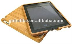 For ipad bamboo case